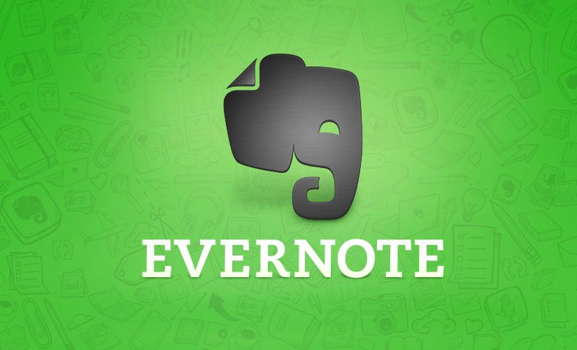 Goodbye, Evernote