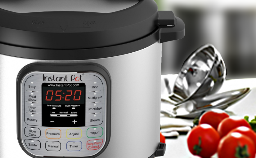 Late to the Instant Pot craze
