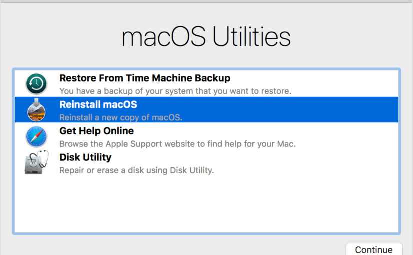 Mac hard disk recovery when macOS Recovery doesn't work