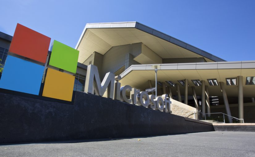 Microsoft: Not the company it used to be