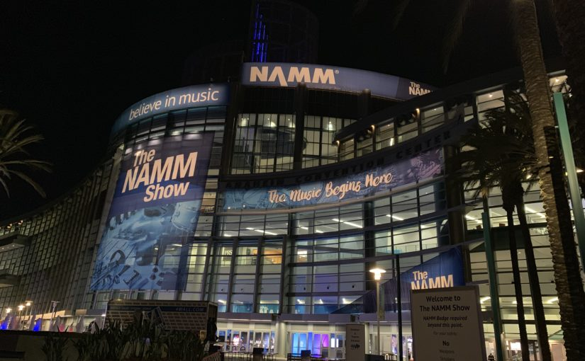 NAMM 2019: Where's the innovation?