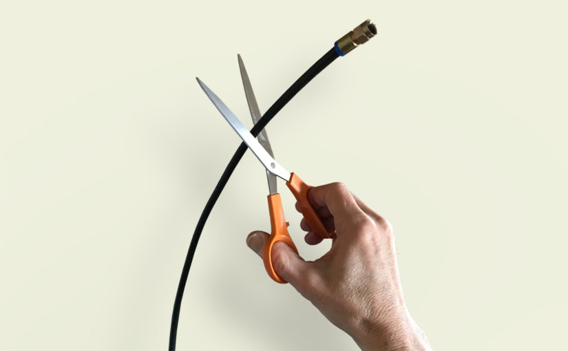 Cord Cutting 6: Checking-in on how it's going