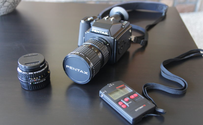 Review: Pentax 645 medium format film camera